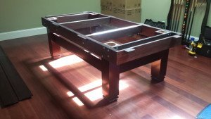 Correctly performing pool table installations, Lafayette Indiana